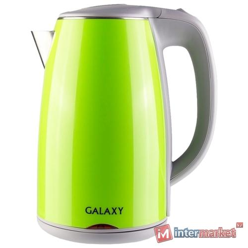 Чайник Galaxy GL0307 (2016), зеленый