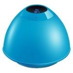 Портативная акустика Delux Q10, blue
