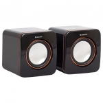 Компактная акустика 2.0 Defender SPK-530, черный