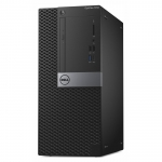 Компьютер Dell OptiPlex 7050 (MT /Intel Core i3 7100 3,9 GHz/4 Gb /500 Gb/DVD+/-RW /Graphics Integrated 256 Mb /240W /Windows 10 Pro 64)