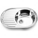 Кухонная мойка ARTTEK-BI 7750R-D 0.8/180