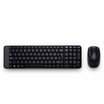 Клавиатура+мышка Logitech MK220