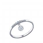 Кольцо Sokolov 94011460-16.5, серебро